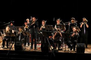 Trombone Ensemble - Photo Credit Al Kay