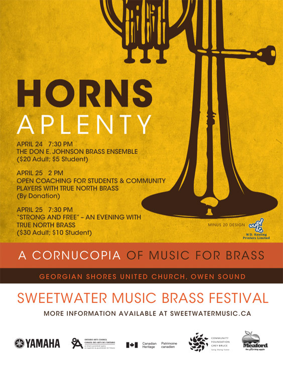TNB Plays Sweetwater Music Brass Festival