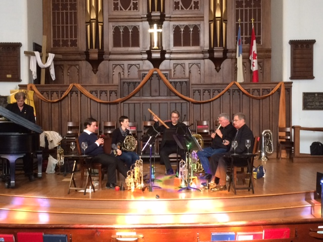TNB performs in Owen Sound this evening for the Sweetwater Music Festival